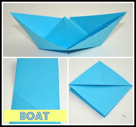 How To Make A Paper Ninja Boat by Nice Paper Boat Origami 2018