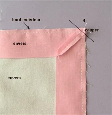 comment coudre une nappe