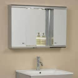White Bathroom Wall Cabinet Without Mirror by 20 Bathroom Medicine Cabinets In Modern Ideas Home Decor