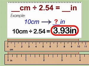To Scale Inch : how to convert centimeters to inches with unit converter ~ Markanthonyermac.com Haus und Dekorationen