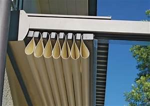 Seitenwände Für Terrassenüberdachung Stoff : terrassen berdachung als alternative zum wintergarten ~ Markanthonyermac.com Haus und Dekorationen