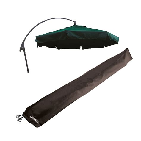 bosmere cantilever parasol cover 216cm height on sale fast delivery greenfingers