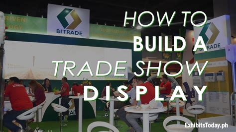 How To Build A Trade Show Display Youtube