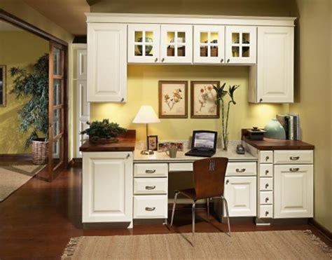 Choosing The Perfect Home Office Cabinetry To Store Large