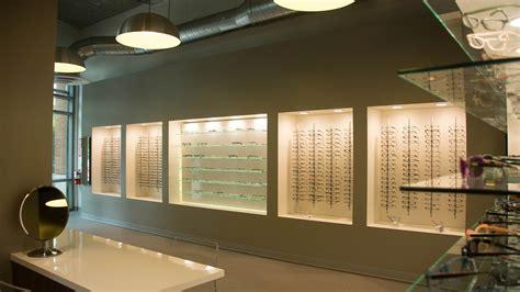 Optical Interior Design & Eyewear Display Portfolio