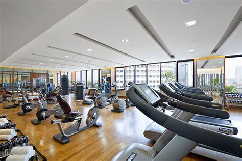 jakarta fitness centre mandarin hotel jakarta