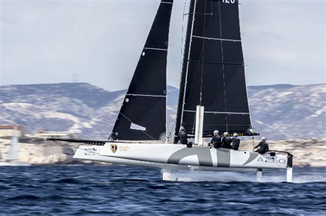 Gc32 Catamaran Cost by Owner Drivers In The Majority For 2018 Gc32 Racing Tour