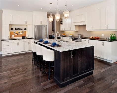 can i light kitchen cabinets with floors