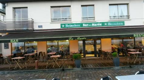 bar de la maree port en bessin huppain restaurant reviews photos tripadvisor