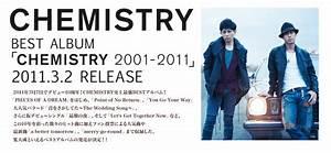 CHEMISTRY BEST ALBUM 「CHEMISTRY 2001-2011」