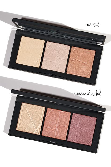 Nars Easy Glowing Cheek Palettes Reve Sale And Coucher De