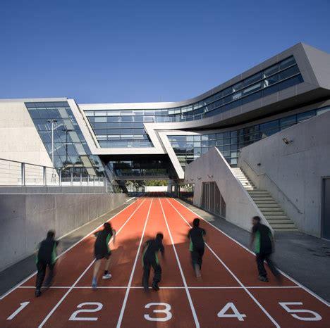 Evelyn Grace Academy By Zaha Hadid Architects Wins Riba
