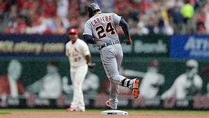Cabrera hits 400th homer, Tigers outlast Cardinals in 10 ...