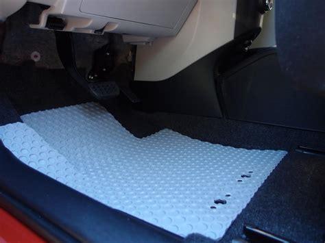 lloyd rubbertite plastic floor mats installed pics
