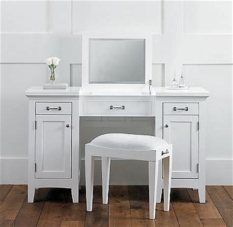 Vanity And Work Desk Combo by Vanity Table On