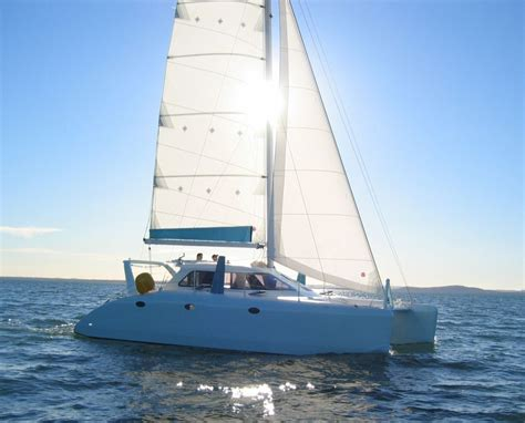 Schionning Catamaran Design by Schionning Designed Wilderness 1030 Multihull Yachts