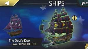 Assassin's Creed Pirates Devil's Due Ship of the Line ...