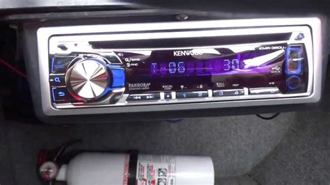Boat Speakers Without by Marine Stereo Shitshow Install Youtube