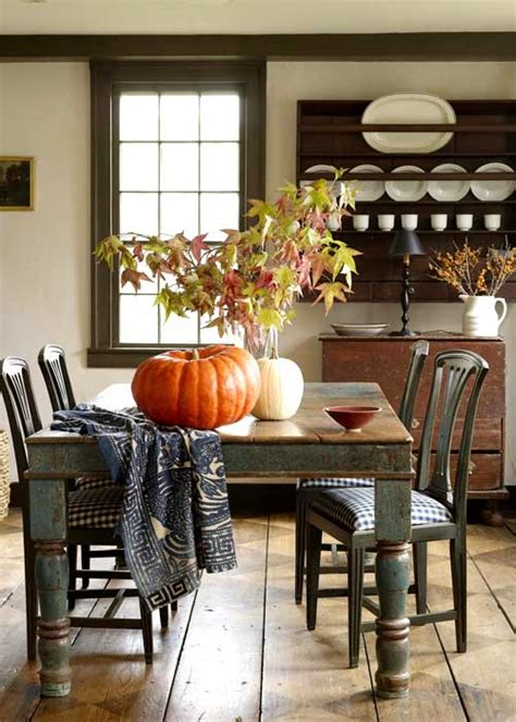 New Home Interior Design Country Dining Rooms