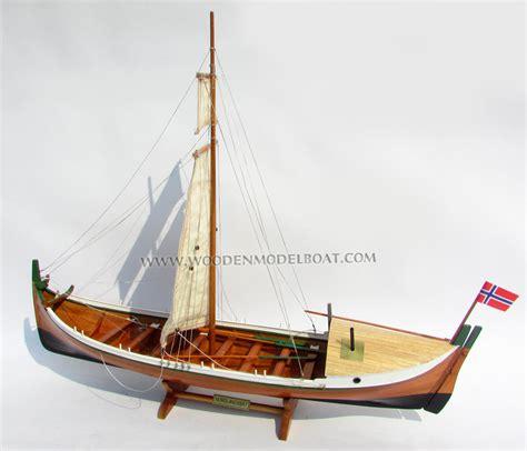 Norwegian Boats by Model Nordlandbat