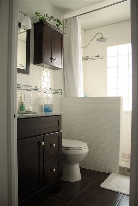 small bathroom remodeling on a budget walk in shower and