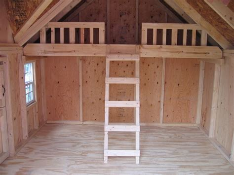 shed playhouse combination ideas playhouse plans with easy to follow free