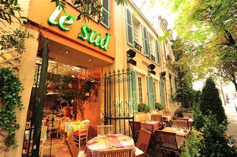 le sud restaurant 17 232 me 75017 adresse horaire et avis