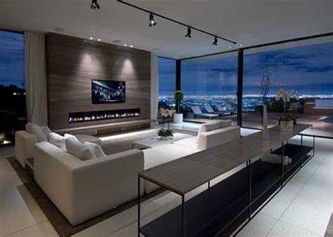 luxury modern living room interior design of haynes house by steve hermann los angeles