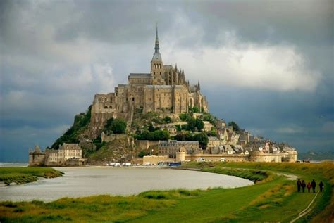 images and places pictures and info mont st michel wallpaper