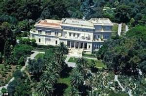 the most expensive home on the planet villa is valued at 163 250m daily mail