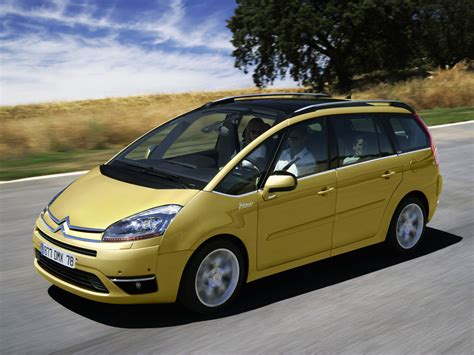 grand c4 picasso 1st generation grand c4 picasso citroen database carlook