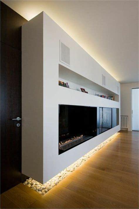plafond led design eclairage indirect design de maison