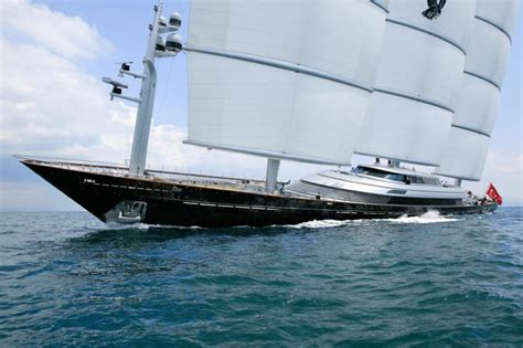 Pictures Of The Biggest Boat In The World by Maltese Falcon Third Largest Sailing Yacht In The World
