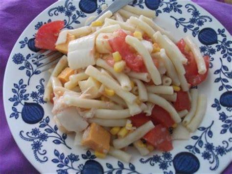 salade de p 226 tes froides aux crudit 233 s de simple cuisine
