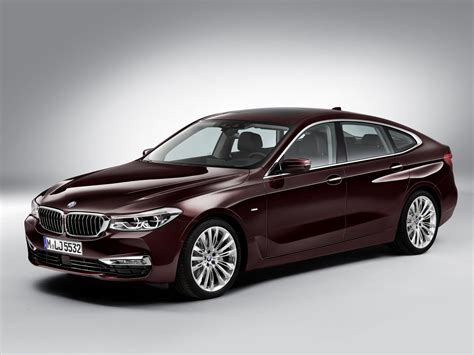 2018 Bmw 6 Series Gran Turismo Officially Debuts, 640i Gt