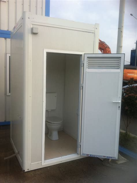 mobileklyn bloc sanitaire chantier raccordable isol 201 e