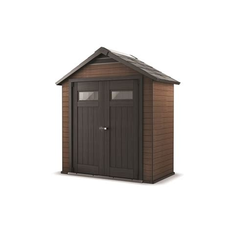 keter keter fusion 754 shed keter from garden store