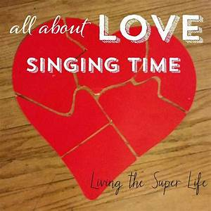 Living the Super Life: Valentine's Day Primary Singing ...
