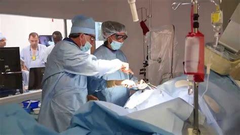 la nouvelle salle de coronarographie de l h 244 pital d argenteuil