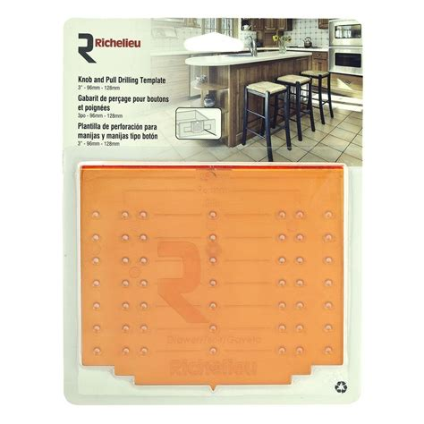 richelieu hardware cabinet hardware drawer template