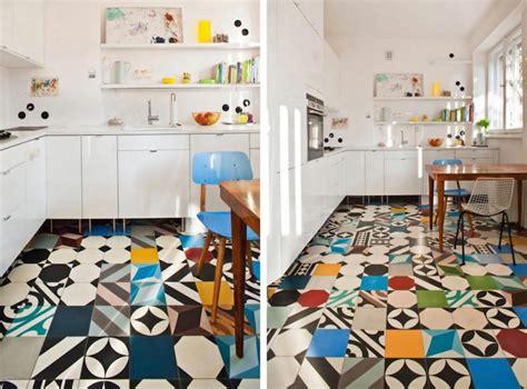 carrelage cuisine murs et sol quels designs et couleurs tendance choisir