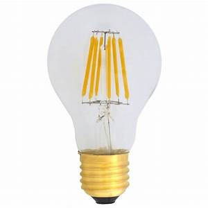 Dimmbare Led E27 : eiko dimmbare a19 led e27 filament 7w warmwei 2700k 800lm 230v led ambiente ~ Markanthonyermac.com Haus und Dekorationen