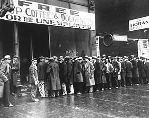 Great Depression Timeline: 1929 - 1941