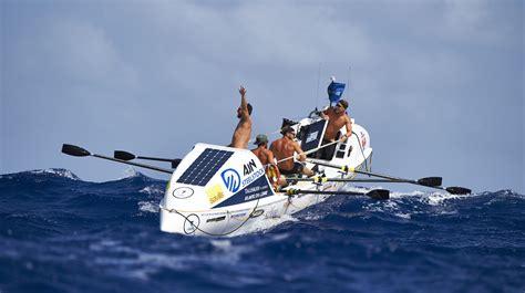 Ocean Sculling Boat by The Ultimate Endurance Sport Ocean Rowing Pledge