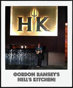 What It's Like To Dine At Gordon Ramsey's Hell's Kitchen ...