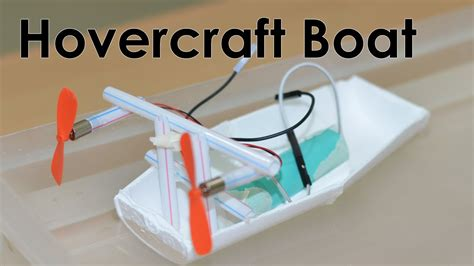 How To Make A Toy Boat Youtube by How To Make An Electric Boat Diy Toy Youtube