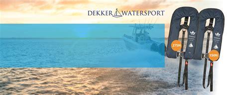 Reddingsvest En 399 by Dekker Watersport D 233 Watersportspecialist Sinds 1866