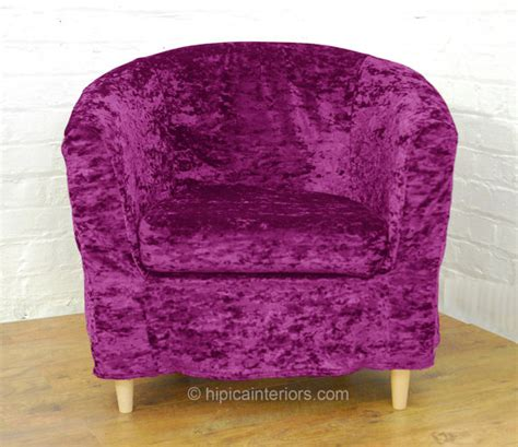 ikea tullsta tub chair cover in decadence luxury shimmering