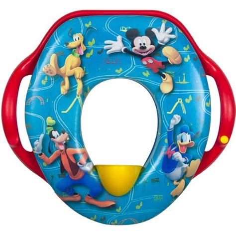 the years disney mickey mouse soft sounds potty seat