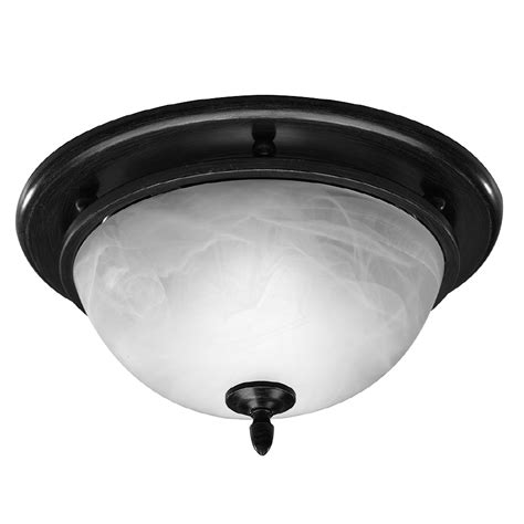 shop broan 3 5 sone 70 cfm rubbed bronze bathroom fan with light at lowes